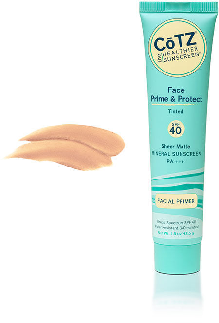 Face Prime & Protect SPF 40